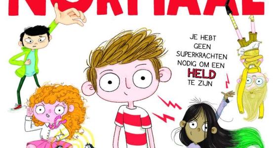'Super Normaal' van Greg James & Chris Smith verschenen!