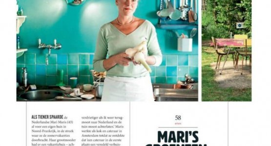 Mari's groentenevangelie