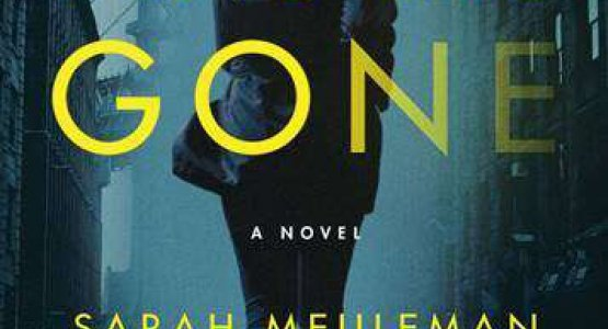 Buzz voor FIND ME GONE van Sarah Meuleman op de American Book Expo