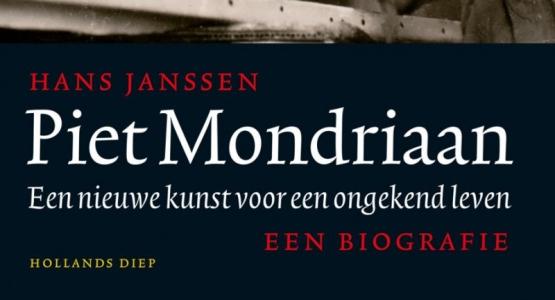 Piet Mondriaan biografie van Hans Janssen op longlist Nederlandse Biografieprijs