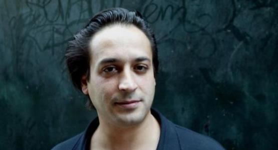 Hafid Bouazza naar Hollands Diep