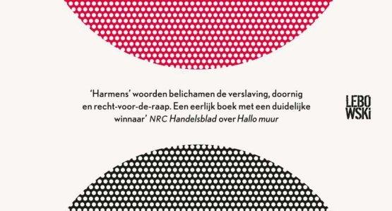 Wees welkom bij de boekpresentatie van 'Door het licht' van Erik Jan Harmens