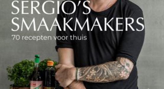 Binnenkort verschijnt het nieuwe boek van Sergio Herman