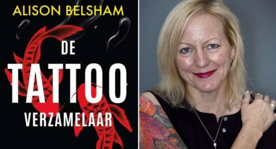 Interview met Alison Belsham van 'De tattooverzamelaar'