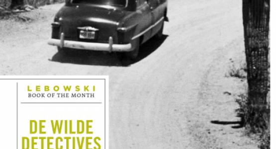 Book of the Month Club - De wilde detectives - Roberto Bolaño