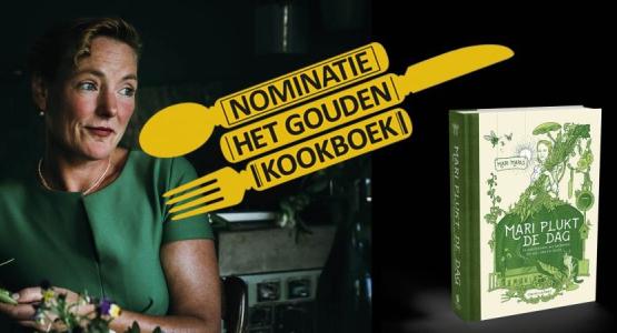 Wie wint Het Gouden Kookboek