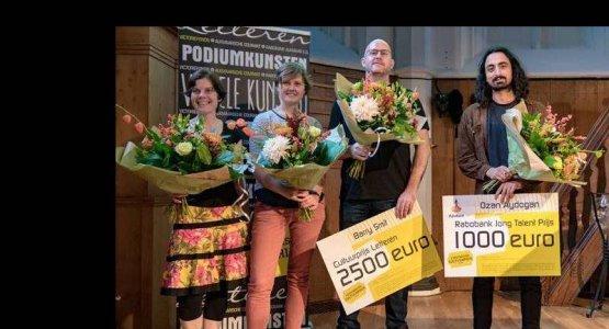 Barry Smit wint Victoriefonds Cultuurprijs 2018 (+stem voor de publieksprijs!)