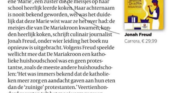 Een Nederlandse kookklassieker