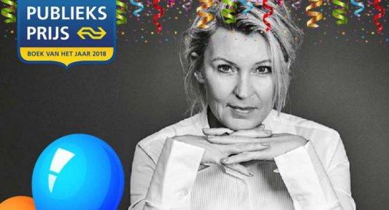 Stem op 'Stromboli' van Saskia Noort voor de NS Publieksprijs (en win)
