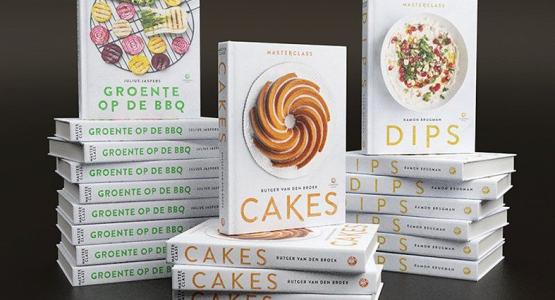 Masterclass, dé nieuwe reeks kookboeken!
