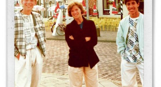 Deze week in het NRC: Erik Jan Harmens vertelt honderduit over zijn eerste vakantie zonder ouders