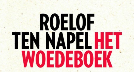 'Het woedeboek' van Roelof ten Napel op shortlist De Grote Poëzieprijs