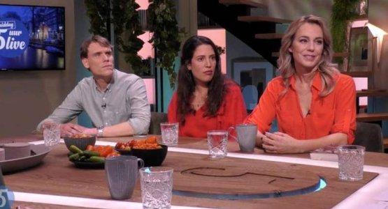 Terugkijken: Marion Pauw te gast bij 5 Uur Live