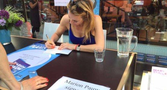 Evenementenagenda Marion Pauw - 'De experimenten'