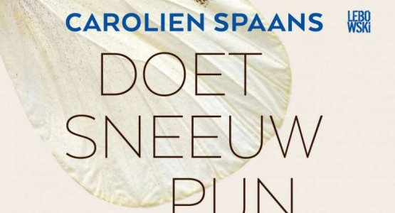 Saskia Temmink speelt in theaterproductie 'Doet sneeuw pijn', naar het boek van Carolien Spaans