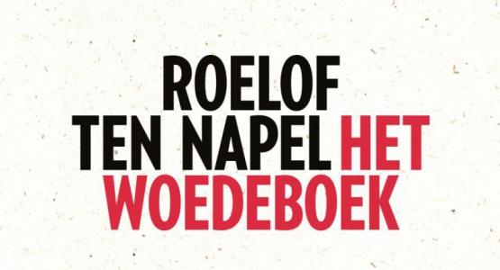 Roelof ten Napel genomineerd voor C. Buddingh'-prijs 2019