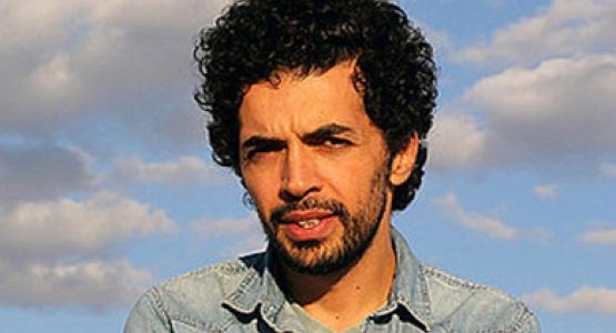 Ali Eskandarian tribute tijdens Crossing Border