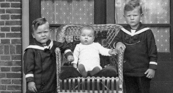 Jonah Falke schreef Verhaal van de Dag op Vrij Nederland over zijn gewelddadige opa