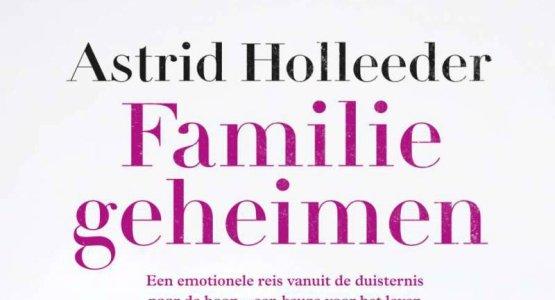 'Familiy Secrets' number one on the Dutch bestseller chart
