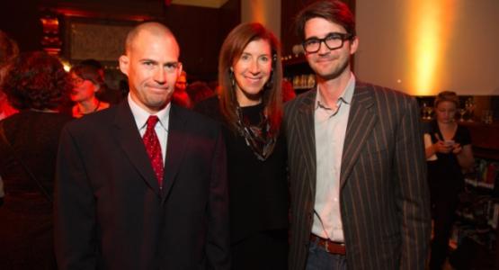 Atticus Lish wint de Brooklyn Eagles Literary Prize