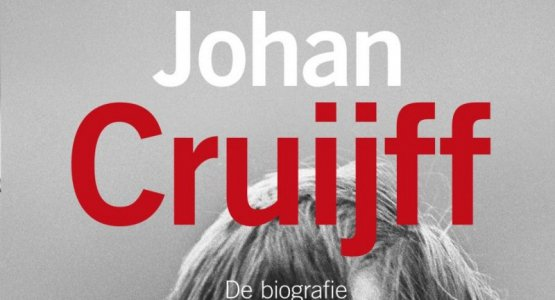 Boekhandelstour Auke Kok - Johan Cruijff, de biografie