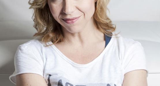 Claudia de Breij te gast bij DWDD
