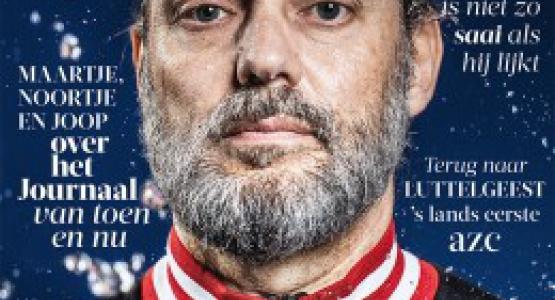 Hugo Borst in HP/DeTijd - Ik ben genetisch geen topproduct