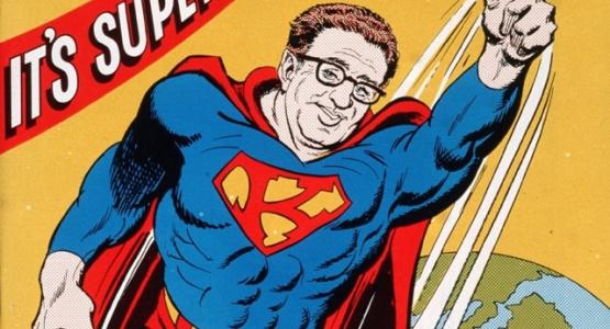 Niall Fergusons 'Kissinger - de idealist' op Historiek.net