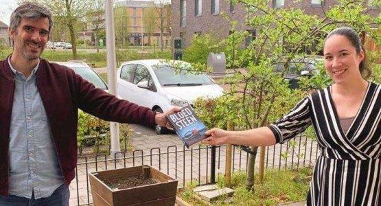 Interview met Bernice Berkleef, auteur van de gloednieuwe thriller 'Bloedsteen'!