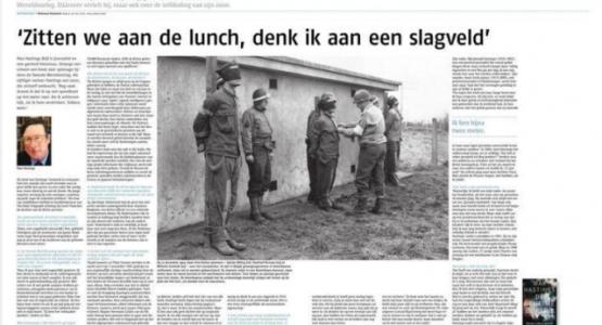 Max Hastings in Nederlands Dagblad