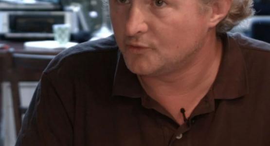 Erik Jan Harmens in gesprek met Victor Schiferli