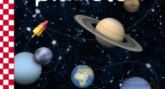 Nieuwe iPad-game: Planetenreis