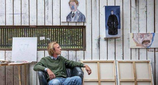 Jonah Falke exposeert met 'Heimat' in het Van GoghHuis te Zundert