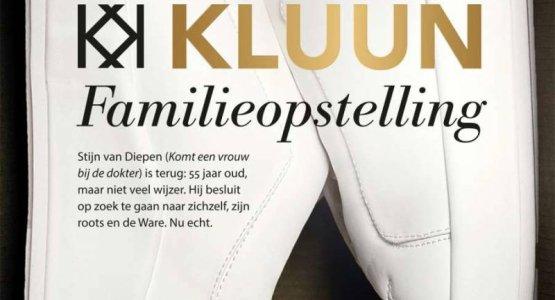 Heden verschenen: 'Familieopstelling' van Kluun
