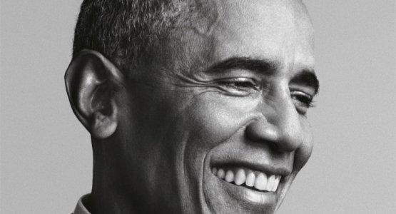 Een beloofd land, Barack Obama's presidentiële memoires, verschijnt vandaag bij Hollands Diep