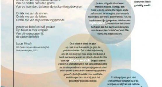 Erik Jan bespreekt Lucas Hirsch in Zin Magazine