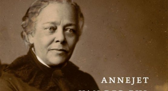 Annejet van der Zijl verschijnt met nieuw boek
