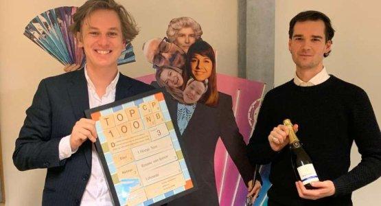 't Hooge Nest in top 3 meest uitgeleende boeken van 2020