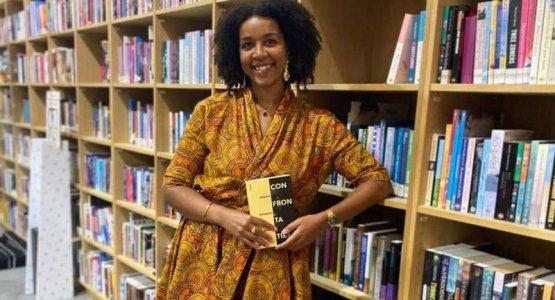 Simone Atangana Bekono met 'Confrontaties' op de shortlist van de Libris Literatuurprijs 2021