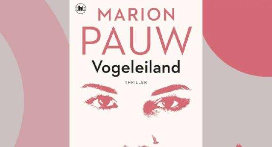 Vogeleiland van Marion Pauw verschijnt 3 mei!