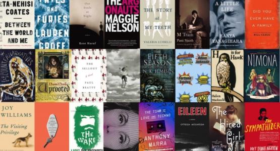 de 25 beste boeken van 2015 volgens Literary Hub