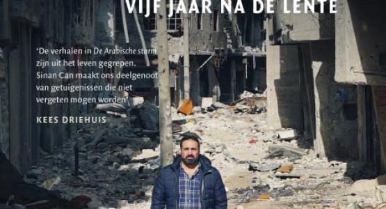 Vanavond in DWDD: Sinan Can over 'De Arabische storm'