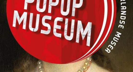 Opening DWDD Pop-Up Museum 2016