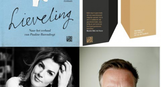 Lieveling (Kim van Kooten) en Hallo Muur (Erik Jan Harmens) op longlist Libris Literatuur Prijs 2016
