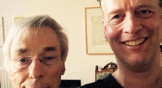 Erik Jan Harmens in gesprek met Anton Korteweg