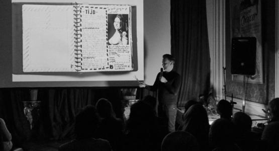 Marieke Poelmann doet verslag van Lost & Found
