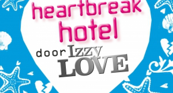 Hartveroverende boekpresentatie in Heartbreak Hotel