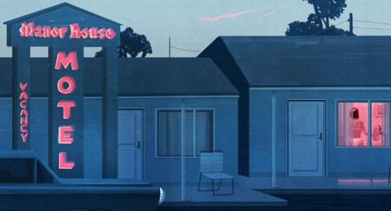 The Voyeur's Motel verschijnt bij Lebowski