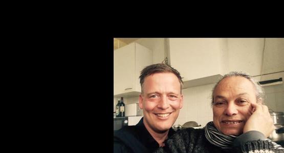 Erik Jan Harmens in gesprek met Alfred Birney