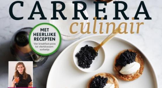 Carrera Culinair lanceert uniek culinair magazine